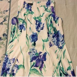 EUC Alyx floral shift dress